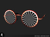Hypno trippy glasses 11
