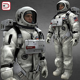 [Danielito] Astronaut