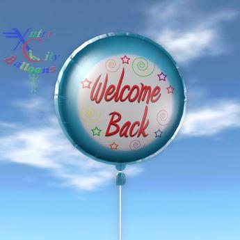 Balloon - Welcome Back