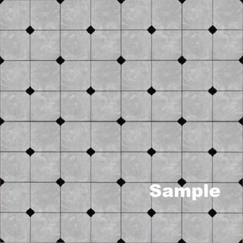 Second Life Marketplace Black White Floor Tile Texture Cmt