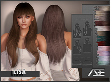 Ade - Lisa Hairstyle (Ombres)