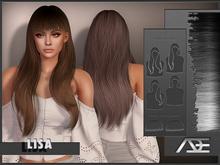 Ade - Lisa Hairstyle (Greyscale)