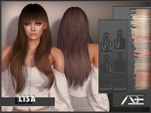 Ade - Lisa Hairstyle (Blondes)