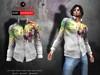 A&D Clothing - Shirt -Kandinsky- Ivory