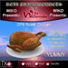 WIKO presents DFS Roast Chicken * YUMMY * Can eat, use for cooking, decoration, real play & more