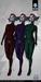 Armored undersuit darkcolors