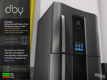 Refrigerator [BlueTouch] dby [updated]