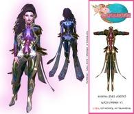 ::Sweet Intoxication:: Serina Fantasy Armor