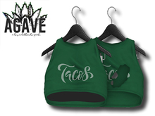 AGAVE - Sunrise Crop Top Pak, Green Crock