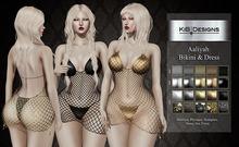"KiB Designs - Aaliyah Bikini & Dress""Wear"""