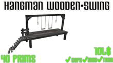 [DEADLINE] `';..;'`Hangman Wood (BOX)