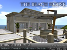 TMG - THE BEACH HOUSE - FURNISHED. 2 VERSIONS*