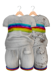 :BoWillow: Sunshine Playclothes - Rainbow