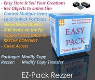 EZ-PACK REZZER/PACKAGER