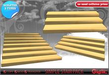[G] Simple Stair Pack
