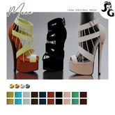::SG:: Mona Shoes - LEGACY