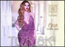 TO.KISKI - Aria cocktail dress / Fatpack (Add)