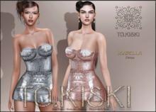 TO.KISKI - Isabella mini dress / Fatpack(Add)