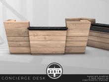 Burin: Concierge Desk