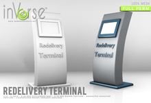 inVerse® MESH - Redelivery terminal full permission