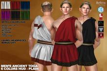 RGDW - Toga - 6 Colors - Plain