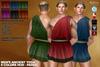 RGDW - Toga - 6 Colors - Faded