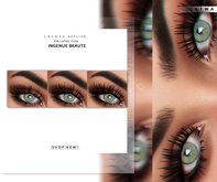 IB CATWA SUPER LASHES COLLECTION