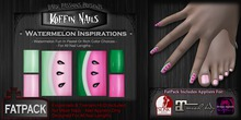 DP - Koffin Nails - FatPack - Watermelon Inspiration (Boxed)