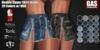 GAS [Double Zipper Skirt Jenna - 20 Colors w/HUD FATPACK] Demo