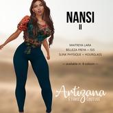 Artizana - Nansi II - Blouse + Leggings