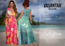 Artizana - Vasantah Collection - Sundress + Fatpack HUD