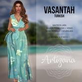 Artizana - Vasantah (Turkish) - Sundress