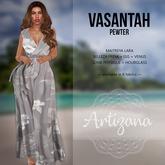 Artizana - Vasantah (Pewter) - Sundress
