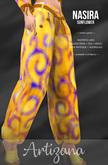Artizana - Nasira (Sunflower) - Harem Pants