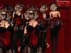Flaviane burlesque style theme costume