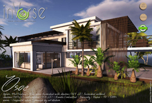 inVerse® MESH - Osoe -  full furnished  modern house villa hi-definition