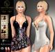 ***ArisArisB&W~Safety Pin Dress-