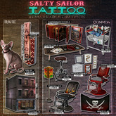 RO - The Salty Sailor - Poster Rack Container 1