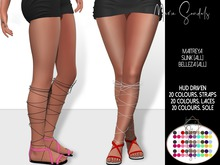 .K. [TenToes] - Maria gladiator Sandals [PROMO PRICES FOR ALL THE SHOES]