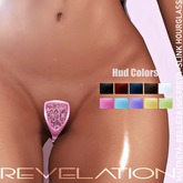 :::Revelation::  Crotch Cover panties