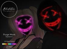 BlackStone - Purge Mask - Expression1