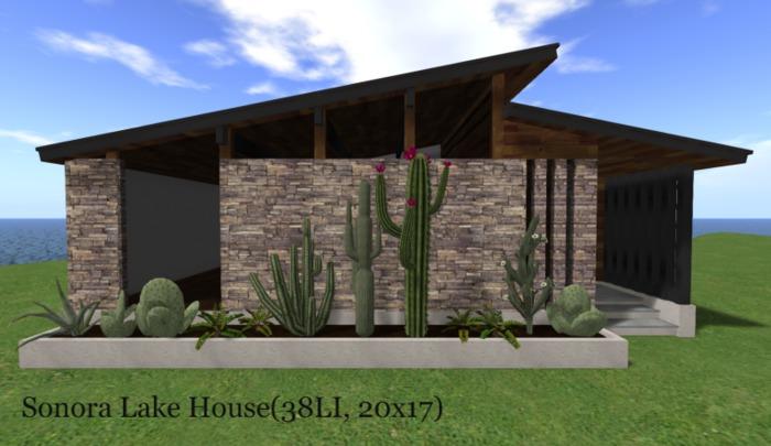 Sonora Lake House(38LI, 20x17)