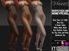 [VANNIES] Bodystocking Honeypearl (Applier HUD + BoM) (Belleza, Maitreya, Slink, Omega + Classic Avatar)