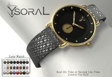~~ Ysoral ~~  .:Luxe watch Atlas:.
