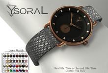 ~~ Ysoral ~~  .:Luxe watch Atlas Gems:.