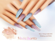 Ricci - Pointy Nails SOS (Maitreya and Slink) - ADD