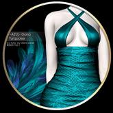 -AZUL- Daria /Turquoise