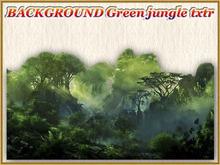 BACKGROUND Green jungle txtr