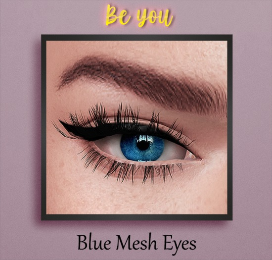 *Beyou* Blue Eyes Gift!
