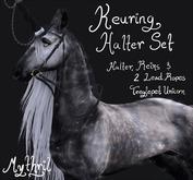 ~Mythril~ Keuring Halter Set (Teeglepet: Unicorn)